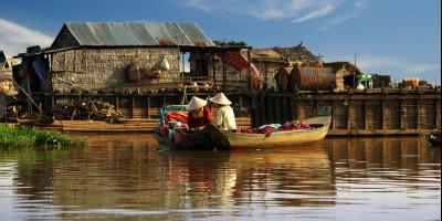 Tonle Sap – nad wodą wielką i świeżą