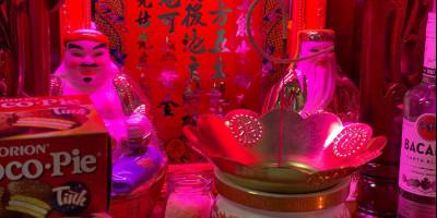 Karmienie duchów w Wietnamie