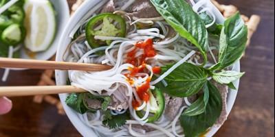 TOP 5 zup w Sajgonie