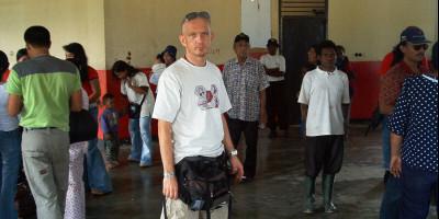 Ok!Azja do Rozmowy - Piotr Śmieszek o Indonezji