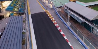 F1 w Singapurze i Wietnamie