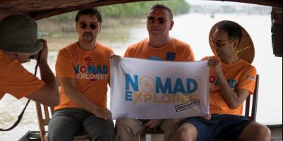 Nomad Explorer na wyprawie w Wietnamie