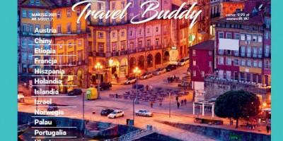 """Adrian Zagrodzki w marcowym """"Pilipili Travel Buddy"""""""