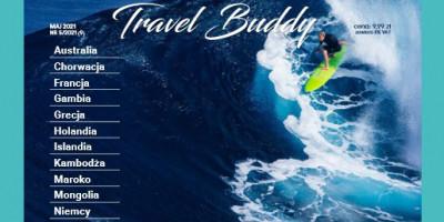 """Majowe """"Pilipili Travel Buddy"""" z Adrianem Zagrodzkim"""
